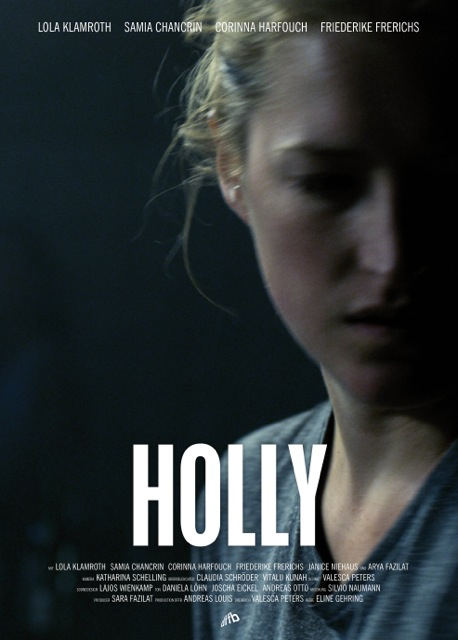 Holly, Cinematographer Katharina Schelling, Director Eline Gehring, Film Festival Max Ophüls Prize, Competition Short 2016 Festival Premiers Plans d'Angers 2016